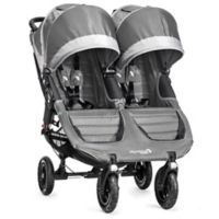 Baby Jogger® City Mini® GT Double Stroller in Steel Grey