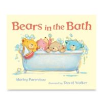 """Bears in The Bath"" by Shirley Parenteau"