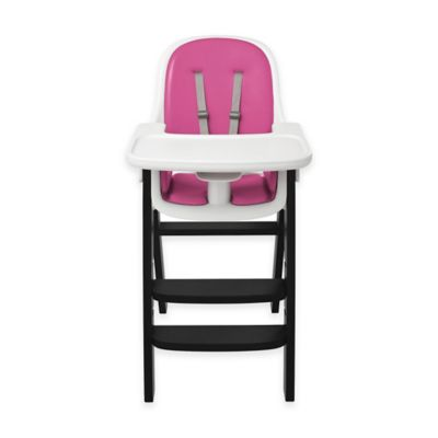 High Chairs U003e OXO Tot® Sprout™ High Chair In Pink/Black