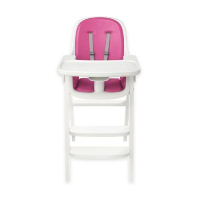 High Chairs U003e OXO Tot® Sprout™ High Chair In Pink/White