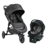 Baby Jogger® City Mini GT Travel System in Black