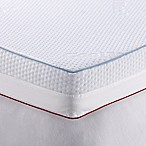 Therapedic® 4-Inch Dual Season King Mattress Topper in White