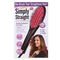 Simply Straight™ Ceramic Straightening Brush