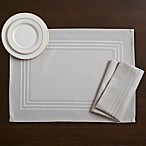 Wamsutta® Collection Chatham Placemat in Dove Grey