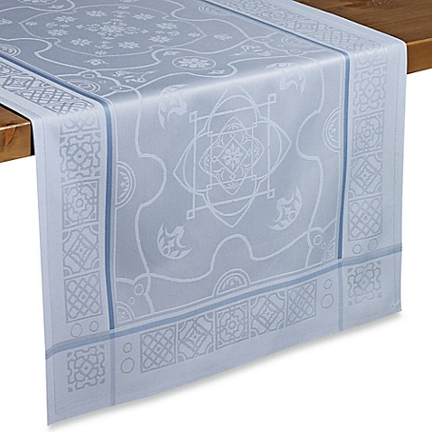 Wamsutta 174 Collection Gardiner Table Runner Bed Bath Amp Beyond