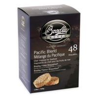 Bradley Smoker® 48-Count Pacific Blend Bradley Flavor Bisquettes®