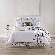 Kathy Davis Solitude Reversible Comforter Set