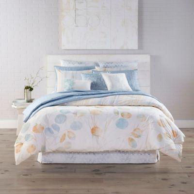 kathy davis tranquility reversible queen comforter set