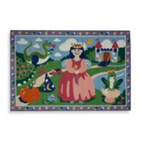 Fun Rugs™ Happily Ever After 3-Foot 3-Inch x 4-Inch 10-Inch Rug