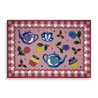 Fun Rugs™ 39-Inch x 58-Inch Tea Party Rug