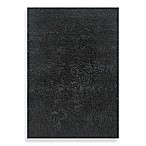 Fun Rugs™ 3-Foot 3-Inch x 4-Foot 10-Inch Shag Area Rug in Black