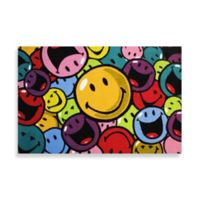 Fun Rugs™ Smile & Laughs 1-Foot 7-Inch x 2-Foot 5-Inch Rug