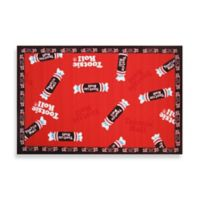 Fun Rugs® Tootsie Roll Candy 1-Foot 7-Inch x 2-Foot 5-Inch Accent Rug