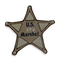 Fun Rugs™ U.S. Marshall 2-Foot 7-Inch x 2-Foot 7-Inch Rug