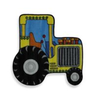 Fun Rugs™ 2-Foot 7-Inch x 2-Foot 7-Inch FR Tractor Accent Rug