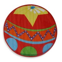 Fun Rugs™ Circus Ball 3-Foot 3-Inch Round Rug