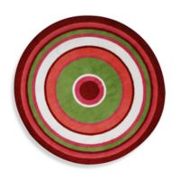 Fun Rugs™ Concentric 4-Foot 3-Inch Round Rug