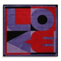 "Fun Rugs™ ""Love"" Rug"