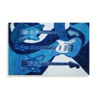 Fun Rugs® The Blues Accent Rug