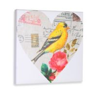 Love Note II Gallery Wrapped Canvas Wall Art