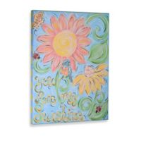 You Are My Sunshine Gallery Wrapped Canvas Wall Art