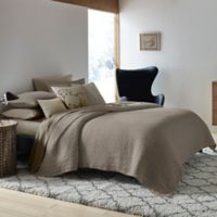 ED Ellen DeGeneres™ Vintage Matelassé Full/Queen Coverlet in Flint