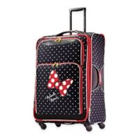 Disney® Minnie Red Bow 28-Inch Softside 4-Wheel Spinner from American Tourister®