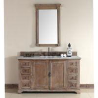James Martin Furniture Providence 60-Inch Single Vanity in Driftwood without Countertop