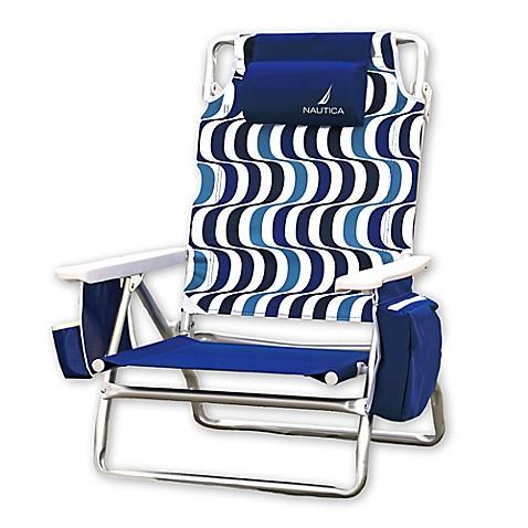 Nautica  Beach Chair and Umbrella Collection. Nautica  Beach Chair and Umbrella Collection   Bed Bath   Beyond