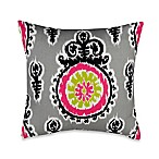 Glenna Jean Pippin Square Throw Pillow
