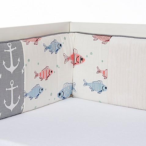 Glenna Jean Fish Tales Crib Bedding Collection