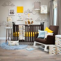 Glenna Jean Traffic Jam 3-Piece Crib Bedding Set