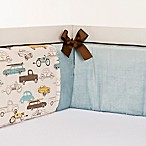 Glenna Jean Traffic Jam Crib Bumper