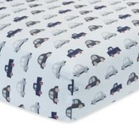 Lambs & Ivy® Evan Fitted Crib Sheet