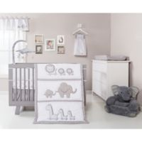 Trend Lab® Safari Chevron 3-Piece Crib Bedding Set