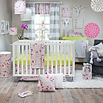 Glenna Jean Blossom 3-Piece Crib Bedding Set
