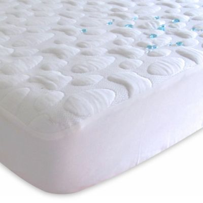 Forty Winks Pebble Puff Tencel Lyocell Twin Xl Mattress Pad