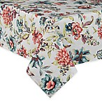 Agnes 60-Inch x 104-Inch Laminated Tablecloth