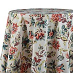 Agnes 70-Inch Laminated Round Tablecloth