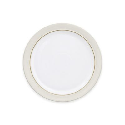 Denby Natural Canvas Dinner Plate  sc 1 st  Bed Bath \u0026 Beyond & Buy Denby White Dinner Plate from Bed Bath \u0026 Beyond