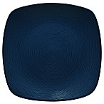 Noritake® Navy on Navy Swirl Square Platter