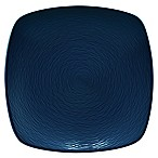 Noritake® Navy on Navy Swirl Square Dinner Plate