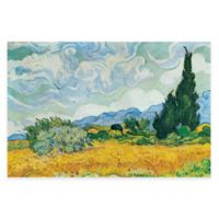 Vincent Van Gogh Landscape with Cypress Wall Art