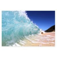 Monster Curl Maui Photographic Canvas Wall Art