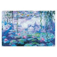 Monet Waterlilies IV Canvas Wall Art