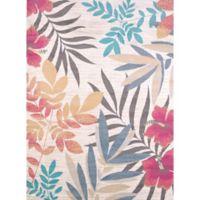 United Weavers Sea Garden Multicolor 7-Foot 10-Inch x 10-Foot 6-Inch Area Rug