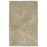 Kaleen Astronomy Newton 5-Foot 7-Foot 9-Inch Area Rug in Chocolate
