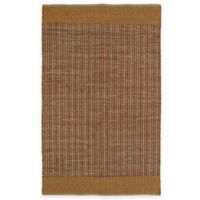Kaleen Colinas Diamond Border 5-Foot x 7-Foot 6-Inch Area Rug in Paprika