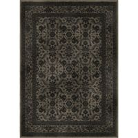 Aria Rugs Twilight Silverton 2-Foot 7-Inch x 3-Foot 9-Inch Accent Rug