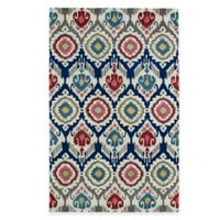 Kaleen Global Inspirations Boho 2-Foot x 3-Foot Multicolor Area Rug